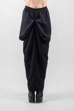 Posh Long Skirt - Natural Born Humans Store
