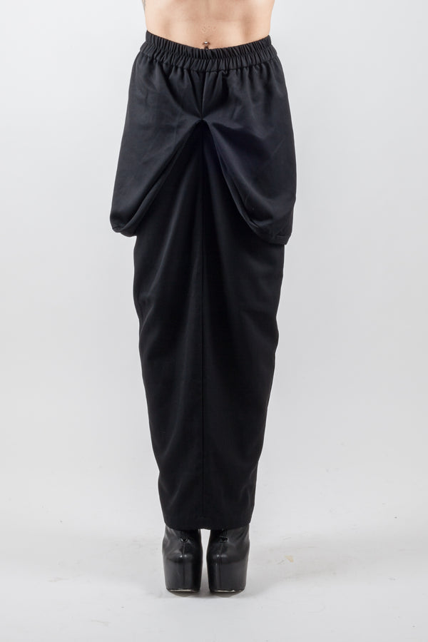Posh Long Skirt