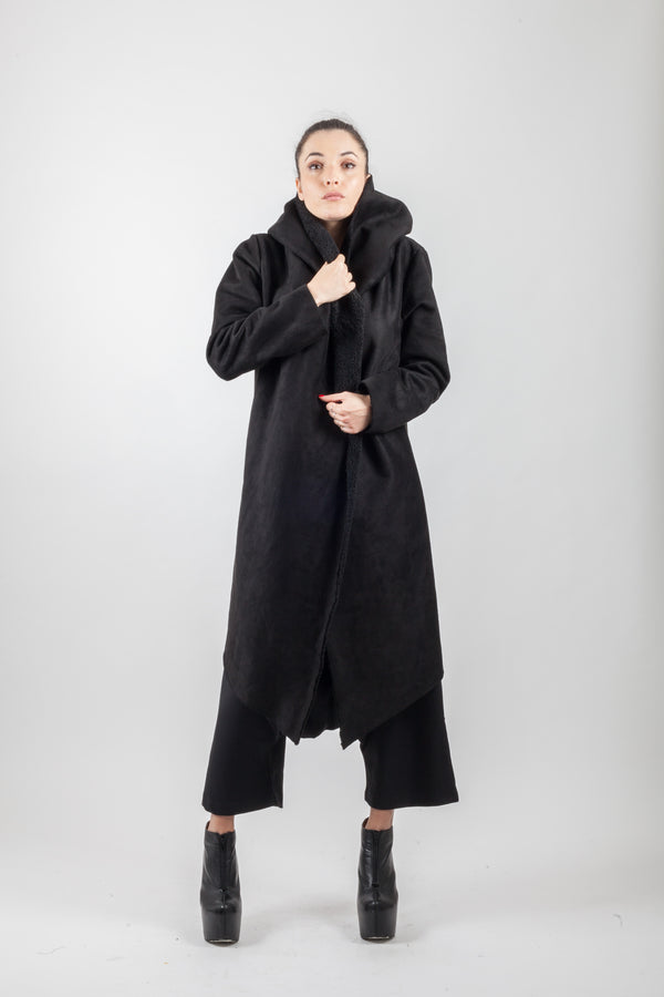 Conceptual Long Blend Coat