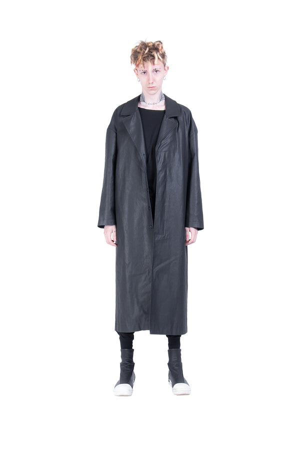 Victorian Inspired Avant-Garde Coat - Natural Born Humans Store