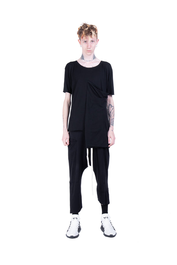 Pocket Avantgarde basic Top - Natural Born Humans Store