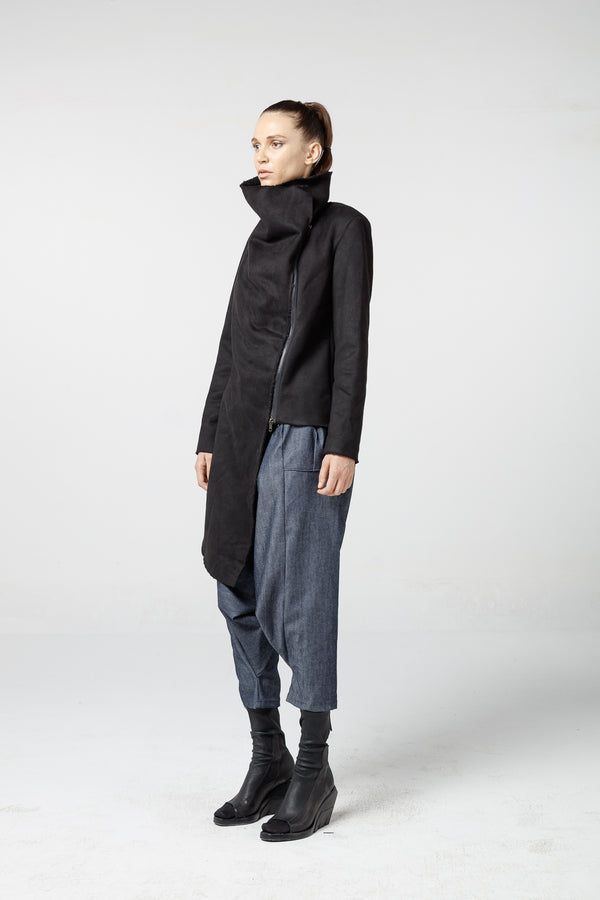 Avantgarde Zip coat