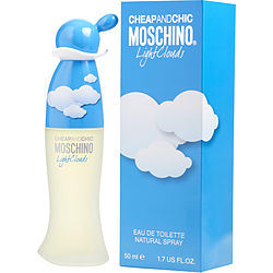 CHEAP & CHIC LIGHT CLOUDS by Moschino - spiffy-fashion-boutique