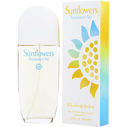 SUNFLOWERS SUMMER AIR by Elizabeth Arden - spiffy-fashion-boutique