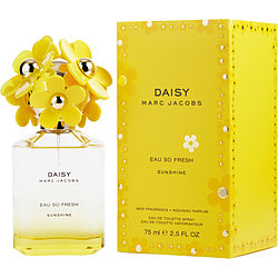 MARC JACOBS DAISY EAU SO FRESH SUNSHINE by Marc Jacobs - spiffy-fashion-boutique
