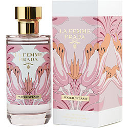 PRADA LA FEMME WATER SPLASH by Prada - spiffy-fashion-boutique
