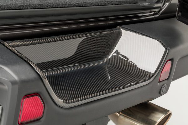 JL-JX Edition Aero Carbon Fiber Rear Bumper Tray