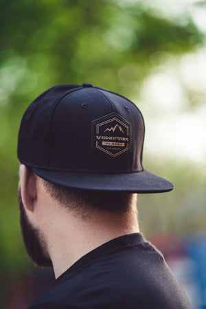 Venomrex Diamond All-Terrain Gold & Black Snapback Hat