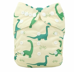 Dinosaur Baby Diapers