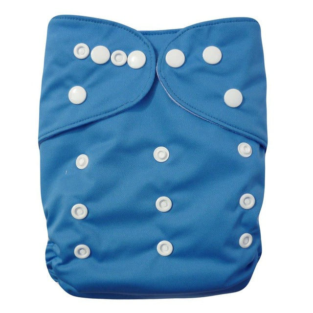 Blue Baby Diapers