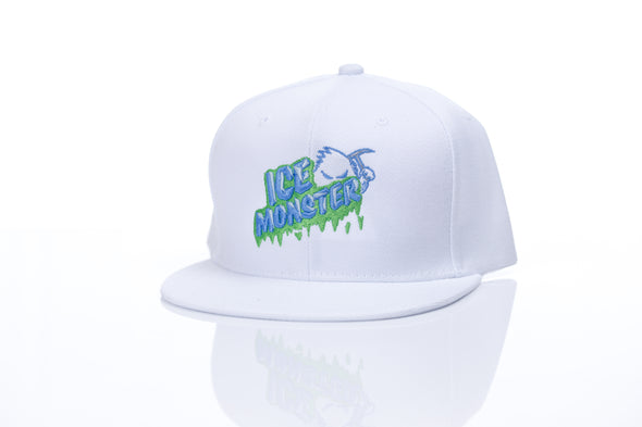 Ice Monster White Green/Blue/White