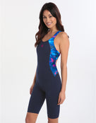 Womens Abstract Kneesuit - Celestial