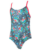 Girls Snowman Sparkle Swimsuit
