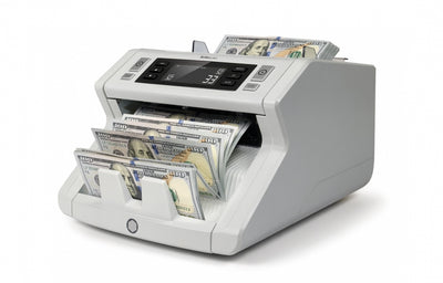 Currency Counter - Safescan 2250 with UV/MG Counterfeit Detection