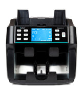 Mixed Bill Counter - Kolibri Signature™ - 2-Pocket Business-Grade Mixed Bill Counter