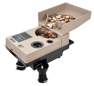 Coin Counter - Cassida C500 Series Portable Heavy-Duty Coin Counter/Off-sorter