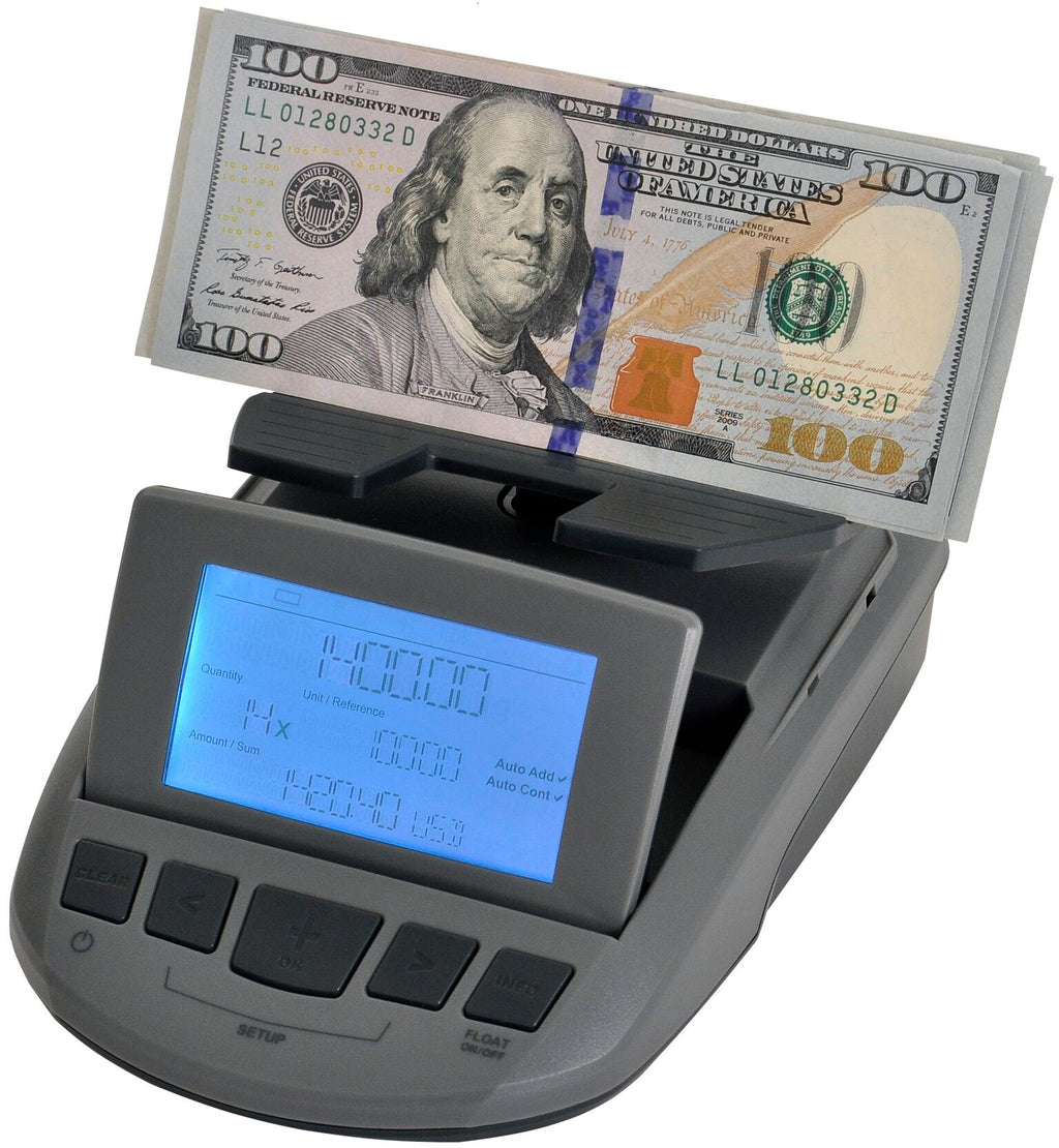 Money Counting Scale- Cassida TillTally Elite Money Counting Scale