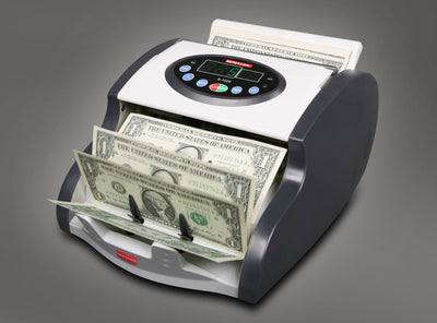 Currency Counter - Semacon S-1025 US Mini Compact
