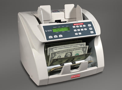 Currency Counter - Semacon S-1615 Premium US Bank Grade