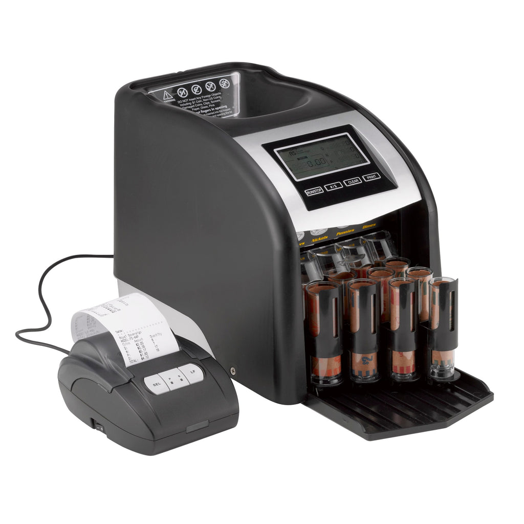 Royal Sovereign Thermal Printer For Fs 44p Coin Sorter And