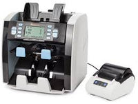 Mixed Bill Counter - Carnation CR1500 Mixed Value Bill Counter with a 2-Year Warranty