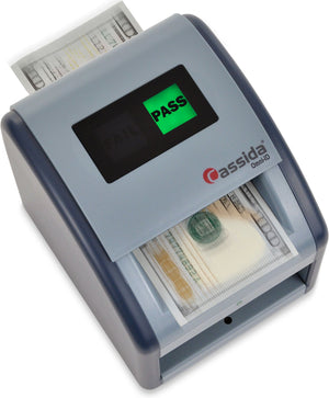 Counterfeit Detector - Cassida Omni-ID with UV ID Verification Light