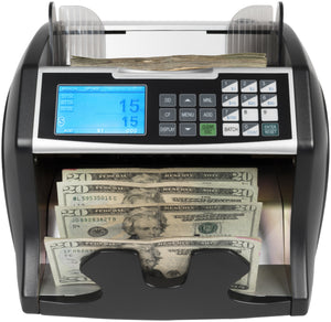 Cash Counter - Royal Sovereign RBC-4500 Value Counter with UV, MG & IR