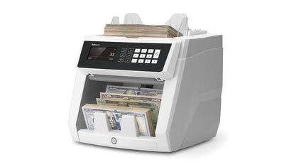 Mixed Bill Counter - Safescan 2885-S with Value Count & 7 Point Counterfeit Detection