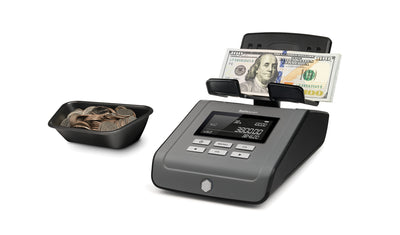 Money Counting Scale - Safescan 6165 Money Counting Scale