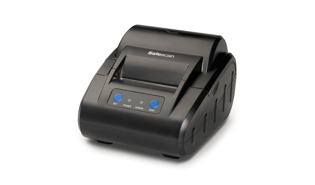 Currency Printer - Safescan TP-230 Thermal Receipt Printer Black