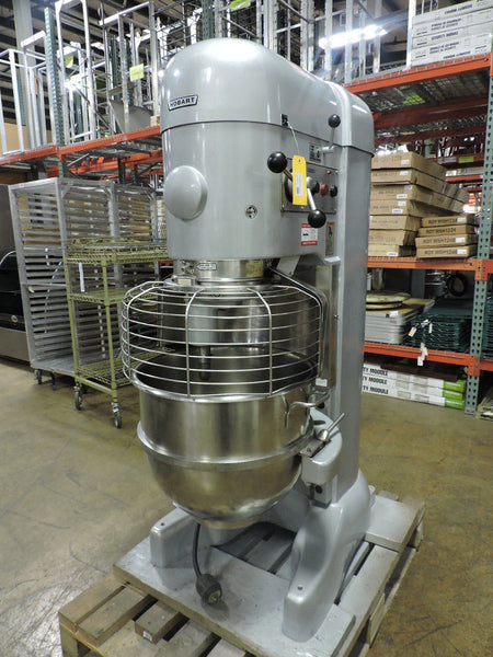 2002 Hobart M802 Commercial 80 QT Dough/Bakery/Panaderia Mixer with Bowl Guard