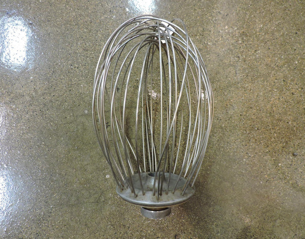 Hobart 20 QT Commercial Stainless Steel Wire Whip