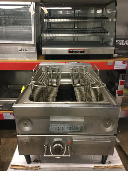 Garland E24-31F Commercial Electric Countertop Fryer
