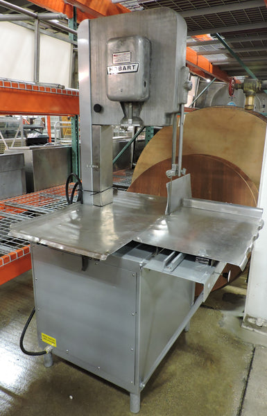 Hobart 5216 Commercial Meat Saw - 3 PH, 200V