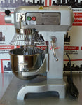 Presto PM-10 Commercial 10 QT Mixer With 3 Attachments