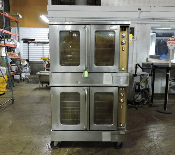 Southbend GS-20SC Commercial Double Gas Convection Oven