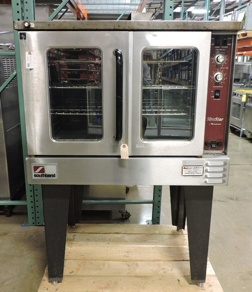 Southbend SLES/10SC Commercial Electric Full Size Single Deck Convection Oven