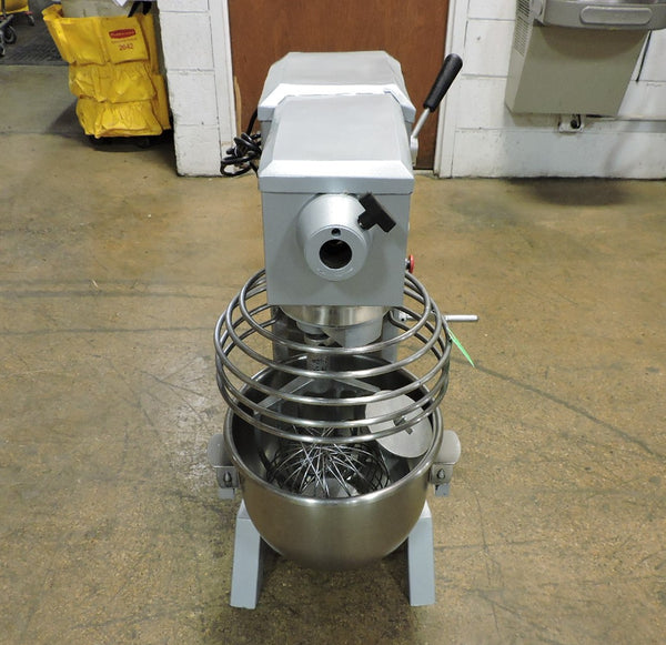 Univex SRM-20 Commercial Countertop Mixer with 3 Attachments
