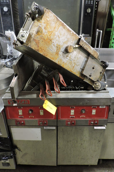 Vulcan 2ERD50 Commercial Electric Deep Fat Fryer