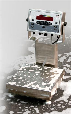 "CW-90X IP69K WASHDOWN CHECK-WEIGHER 25-100 LB. 12"" X 12"" PAN"