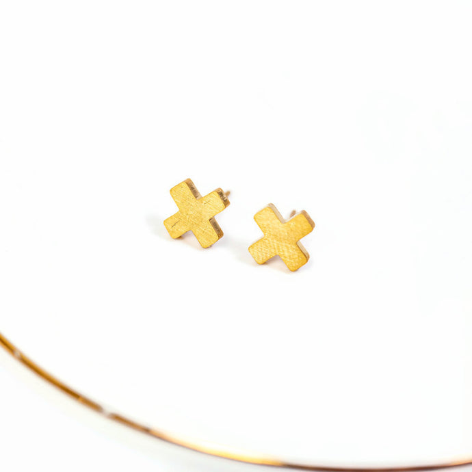 Criss Cross Earrings
