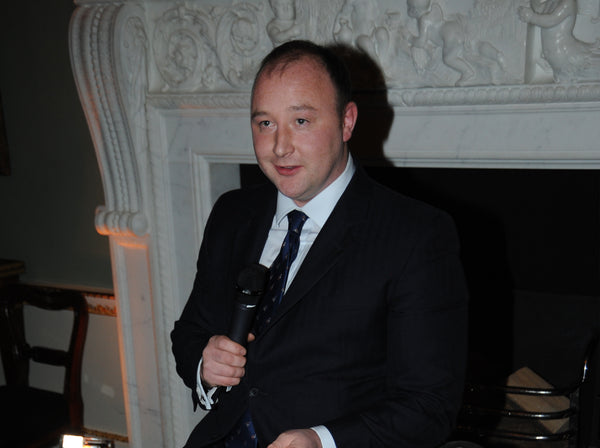 Alistair Spearings' Speech – Style for Soldiers Christmas Party 2014