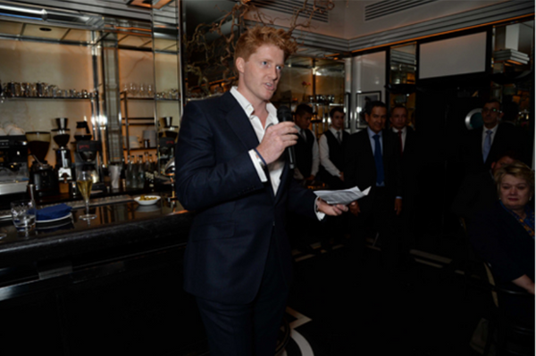Style for Soldiers Private dinner at Le Caprice, London 2016