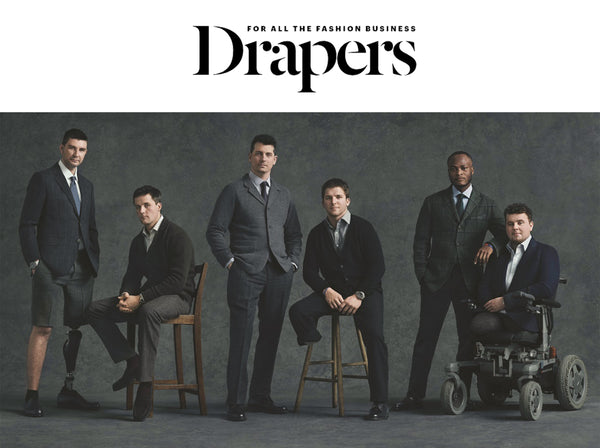 "Drapers - ""Emma Willis started her Style for Soldiers Charity..."""