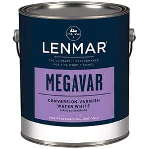 MegaVar Clear Water White Conversion Varnish
