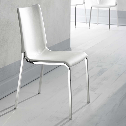 Eva Chair, 17.7-in x 18.1-in