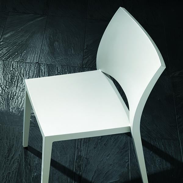 Bontempi Casa Aqua Side Chair Outdoor Furniture