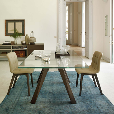 Aron Extendible Dining Table