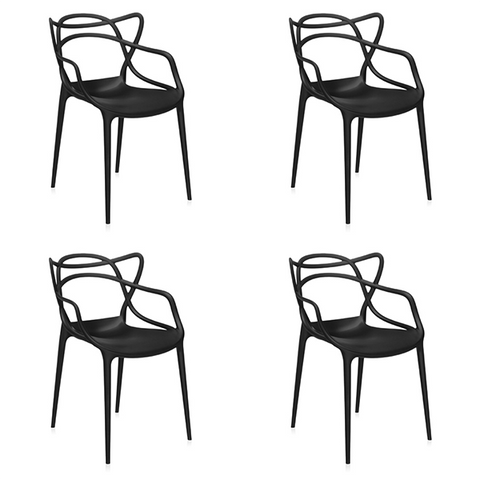 Masters Armchair Set of 4