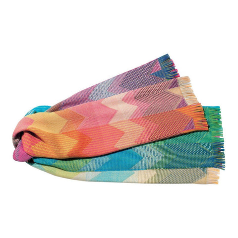 "Missoni Home Sheridan Throw 100, 55""x 79"""